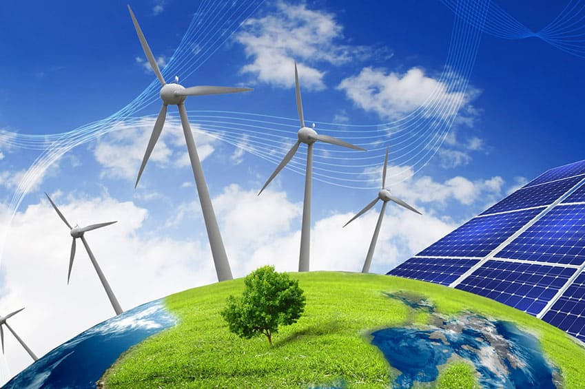 Supervised Renewable Energy Projects